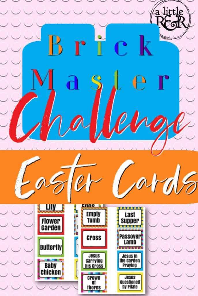 Brick Master Challenge - Easter Cards