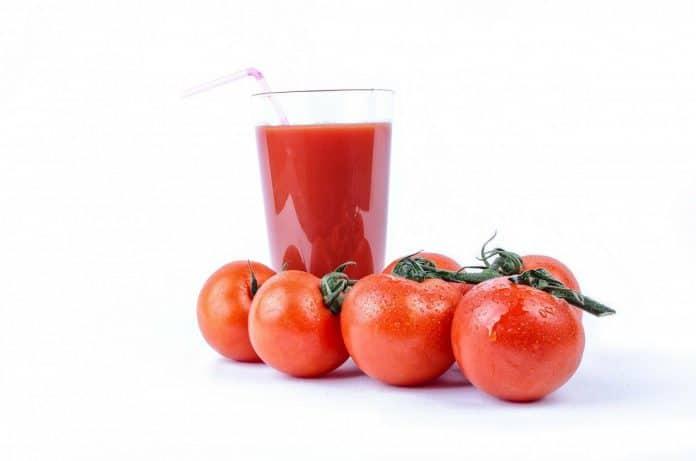 How To Make Tomato Juice In A Blender - Bill Lentis Media