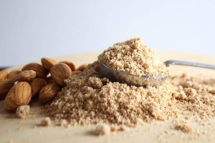 How To Make Almond Blend Flour - Bill Lentis Media