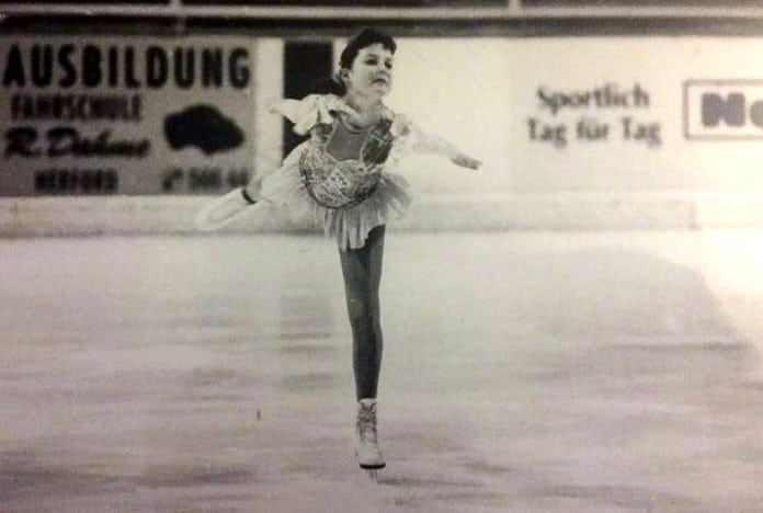 Kristin Blase Eiskunstlauf
