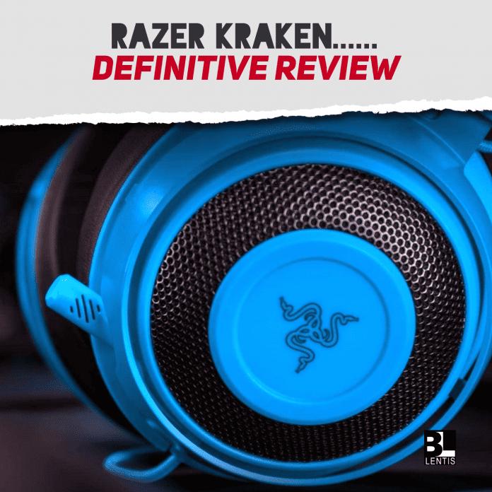 Razer Kraken Review - 00814855023899 - BillLentis.com