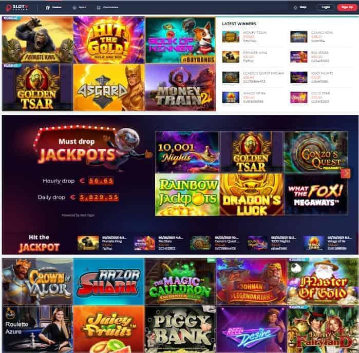 Join Slots V Casino Now!