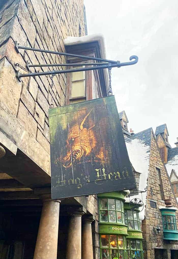 Universal Orlando Tips Hogs Mead Harry Potter World Butterbeer