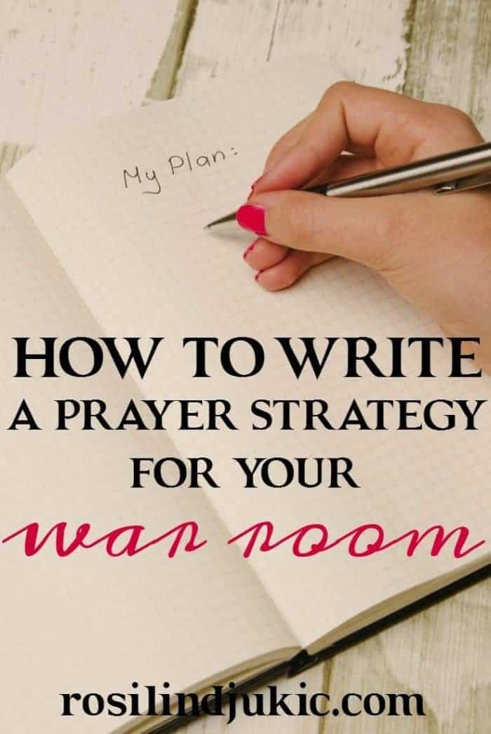 Here are 6 steps you need to follow to write out a successful prayer strategy so that you live and walk in continually victory. #alittlerandr #prayerstrategy #freedownload #freebie #worksheet #warroom #prayer #spiritualwarfare