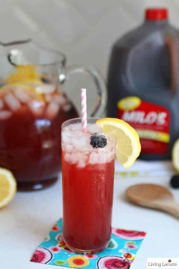 Pitcher of Passion Tea Lemonade - Milos Sweet Tea