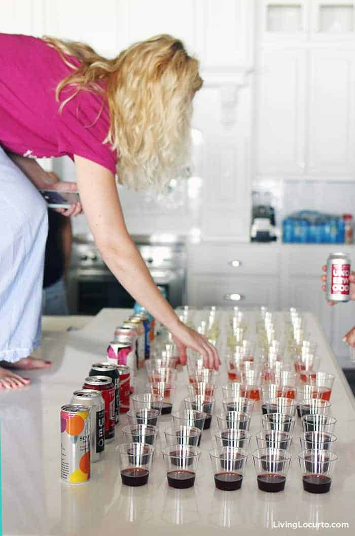 The Best Canned Wine. The ultimate canned wine taste test to find the BEST canned wine for you to drink at your next party.