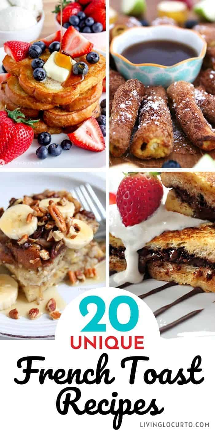 Best Unique French Toast Recipes