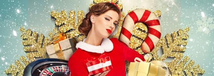 Casino Bonus Offers - Christmas, New Years Eve, Advent