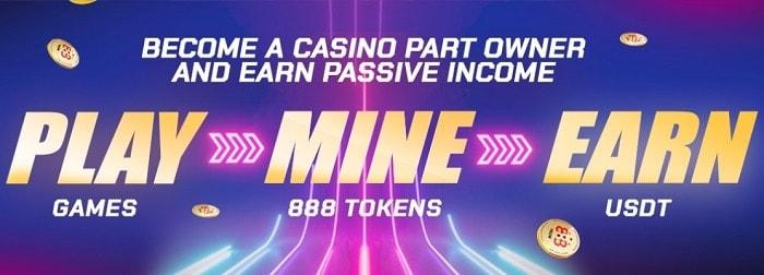 888STARZ - play - mine - earn