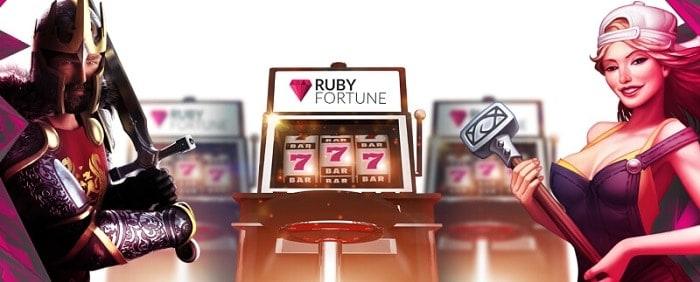 Ruby Fortune gratis spins