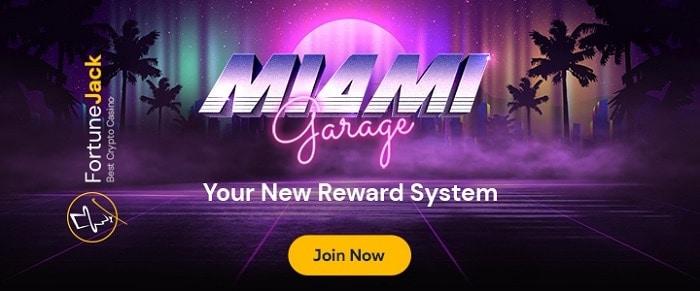 Miami Garage Promotion