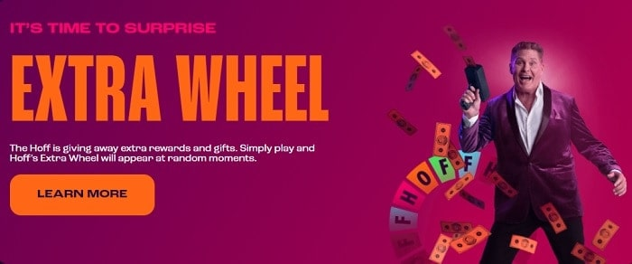 Play Extra Wheel of Fortune
