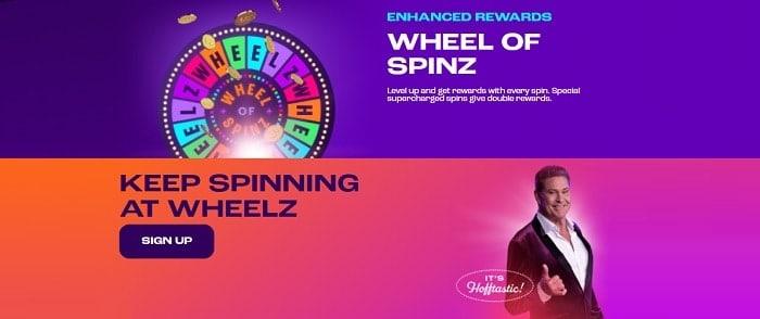 Wheel of Spinz