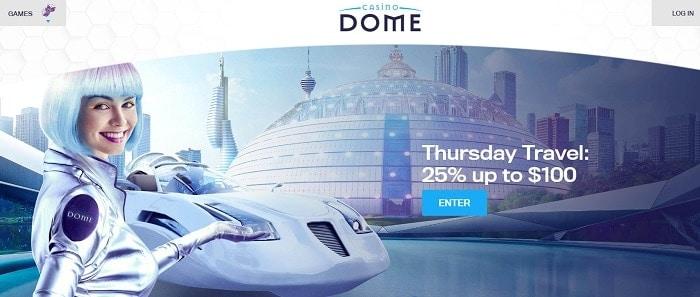 Dome Thursday Bonus