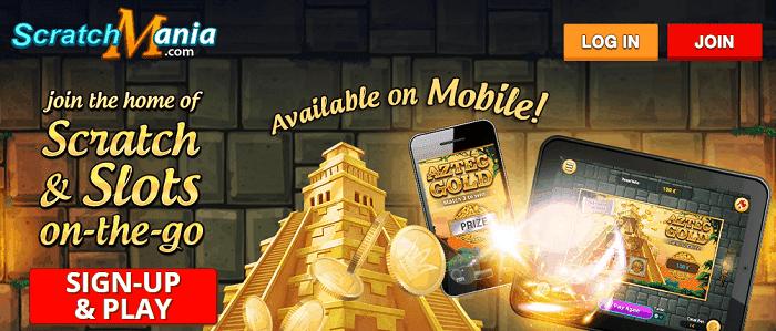 Mobile Scratch Card Games