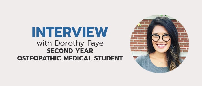 Check out more of our interviews with students!