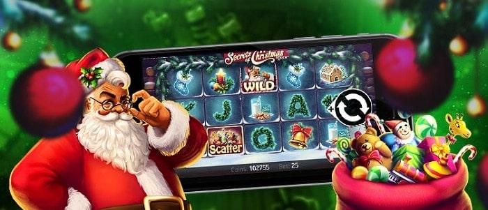 Best christmas themed slot machines