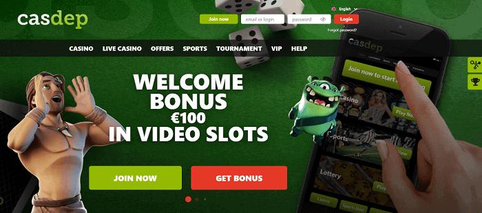 100 EUR free bonus on sign up