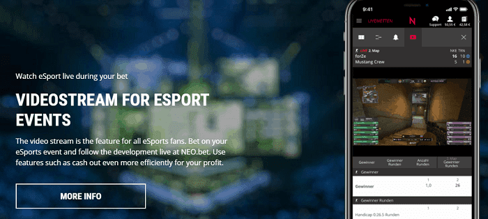 Neo.Bet Mobile