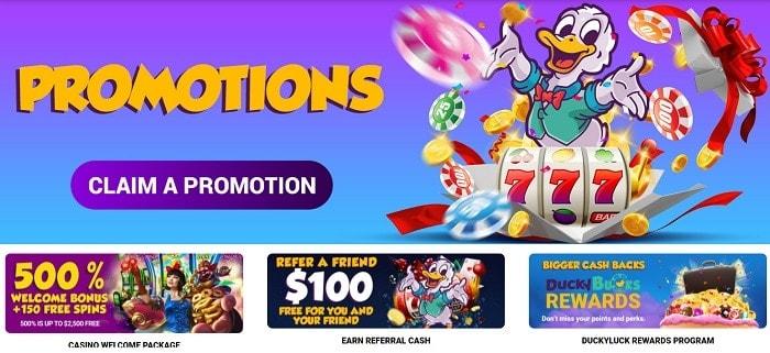 US Casino Promotions