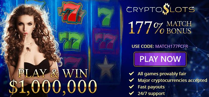 177% bonus code