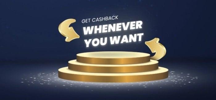 All Time Cashback