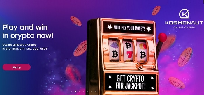 Play and win in crypto now!