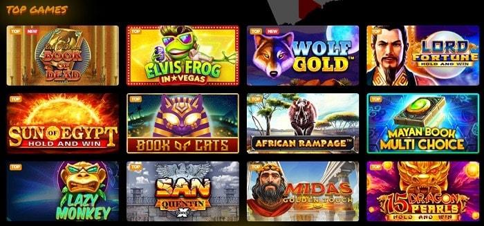 Arlekin Casino Slot Machines