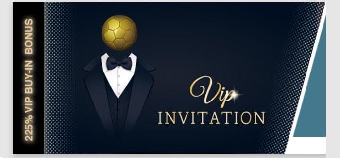 Bettogoal VIP Invitation