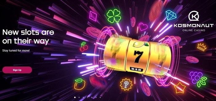 Kosmonaut Casino Games