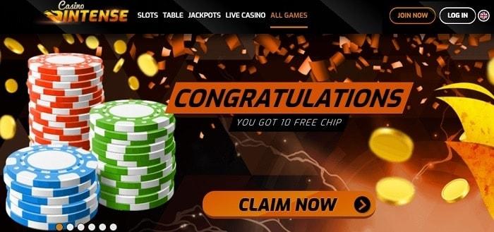 $10 free bonus no deposit