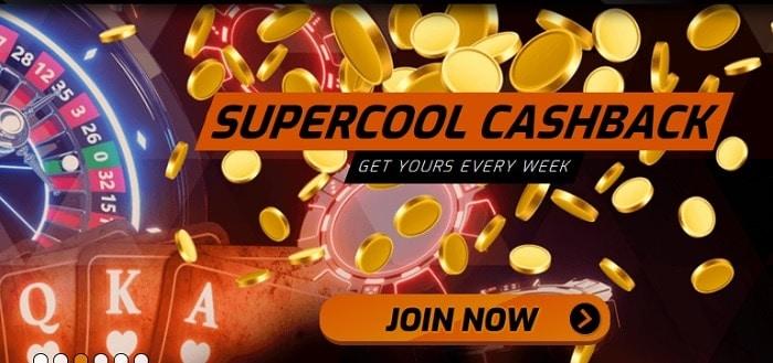 Supercool Cashback