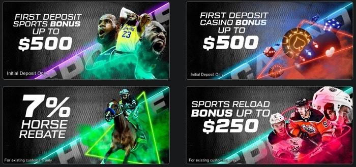 $500 free bonus code