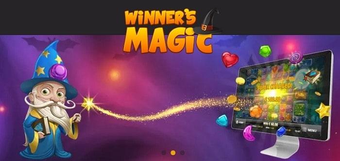 Winners Magic Payment