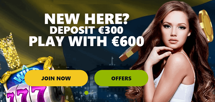 Join Now and Play Free Spins!