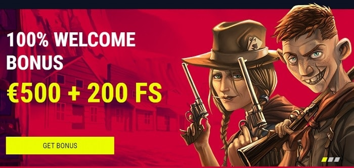 Rabona welcome bonus