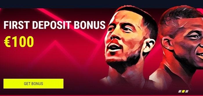 Rabona Sports Free Bonus