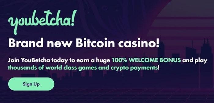 New Bitcoin Casino