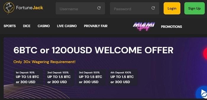 Get 6 Bitcoins or 1200 USD free bonus!