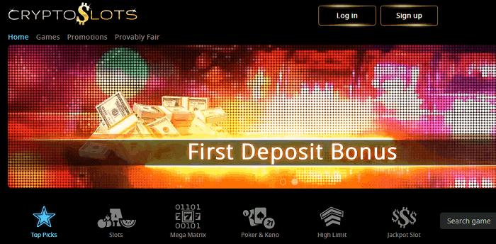 First Deposit Bonus and Free Chips