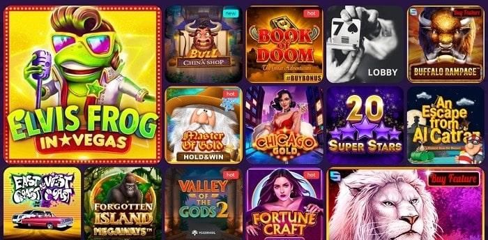 Casitsu Casino Games