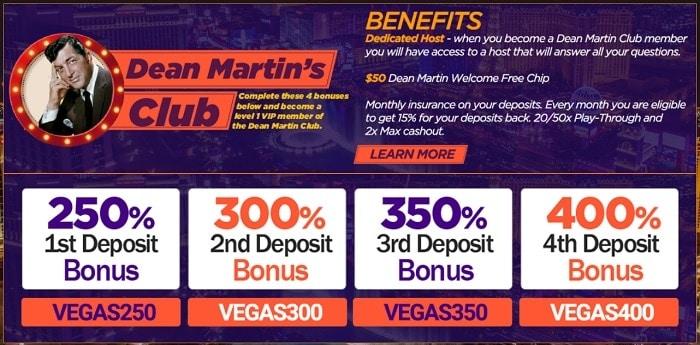 VegasRush bonus code
