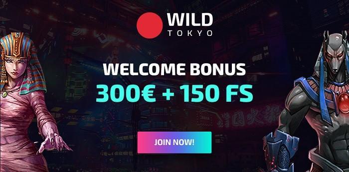 300 euro bonus and 150 free spins