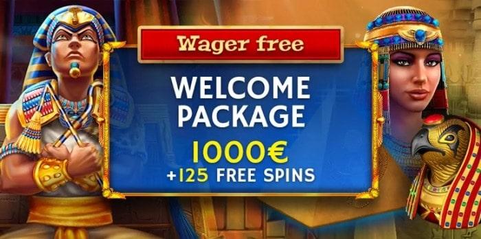 Welcome Bonus (No Wagering)