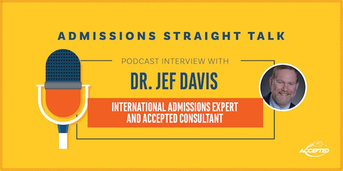 International Admissions Expert and Accepted Consultant