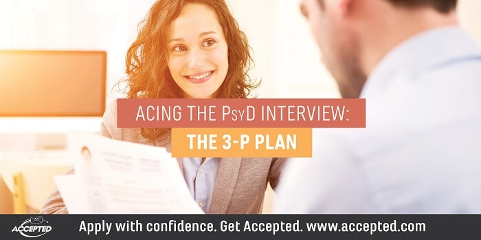 Acing the PsyD Interview