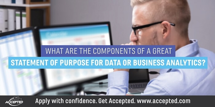 What are the Components of a Great SOP for Data or Business Analytics