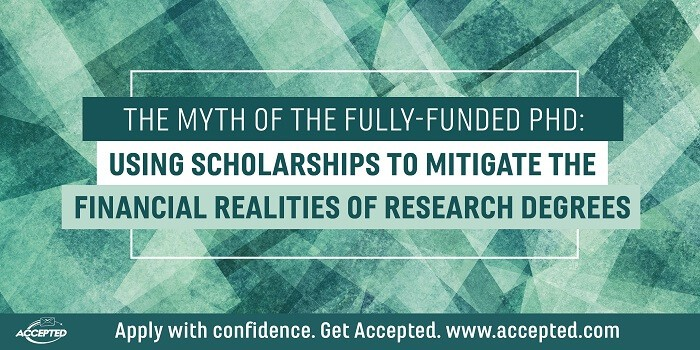 The Myth of the Fully-Funded PhD