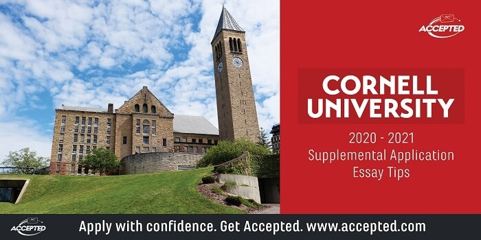 Tips for Answering the Cornell University Supplemental Essay Prompts [2020 - 2021]