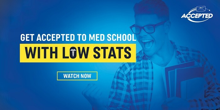 Get Accepted to Med School With Low Stats Watch the Masterclass Now!